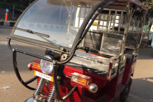 Electric vehicles electric-rickshaw